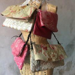 borse con tessuti antichi