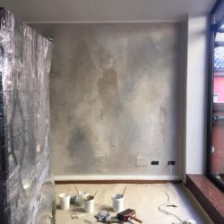 pareti effetto invecchiato, muri scrostati, patine murali, patine antiche, cristina celestino, muri rovinati, pittura decorativa, delabre