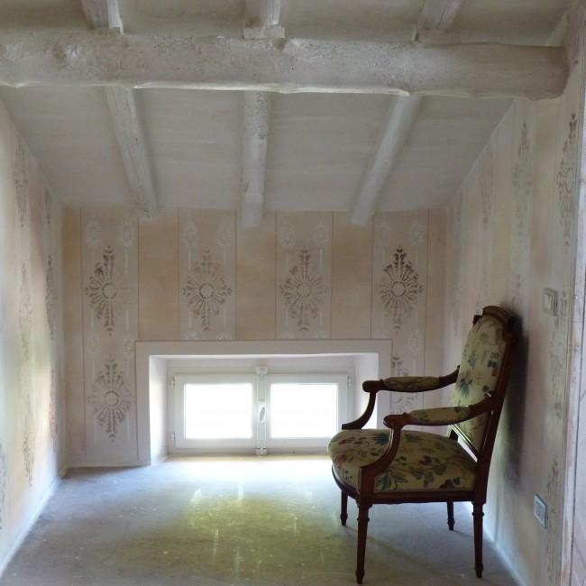Pareti e interni barbara maldini decorazione d 39 interni for Corsi arredamento d interni