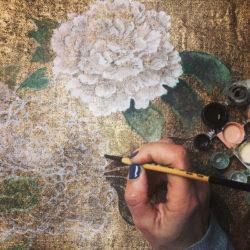 tessuti_dipinti_arredamento_accessori_interni_fatto_a_mano_maldini_barbara