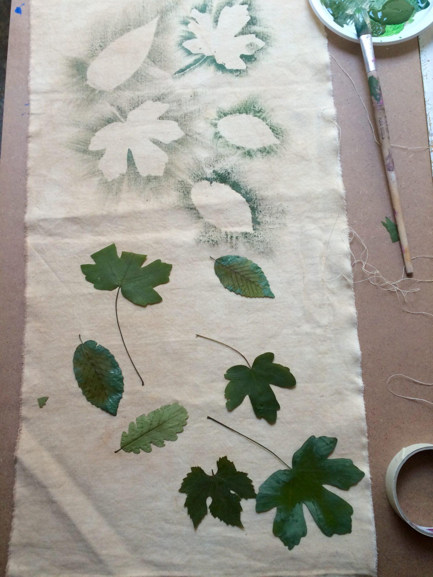 Dipingere I Tessuti