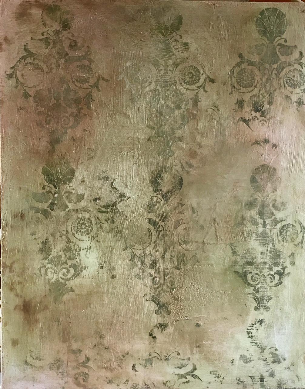 Pittura Effetto Intonaco Invecchiato patine antiche a parete