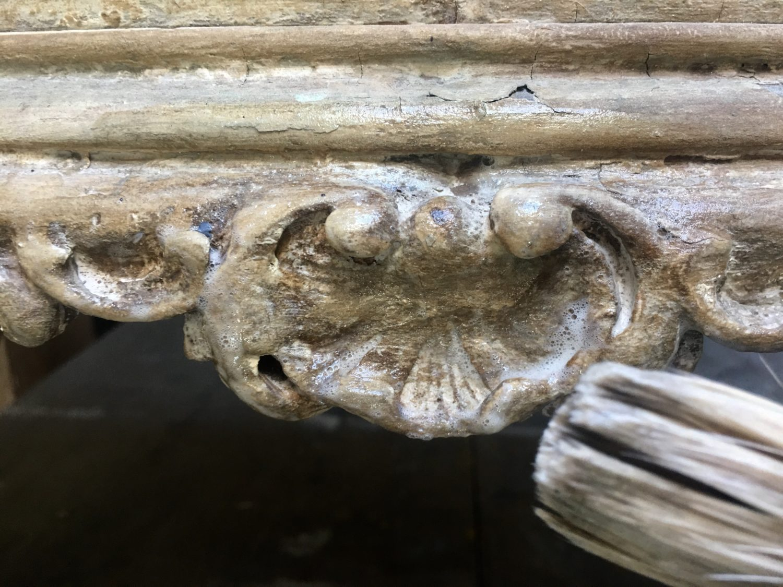patina materica antica