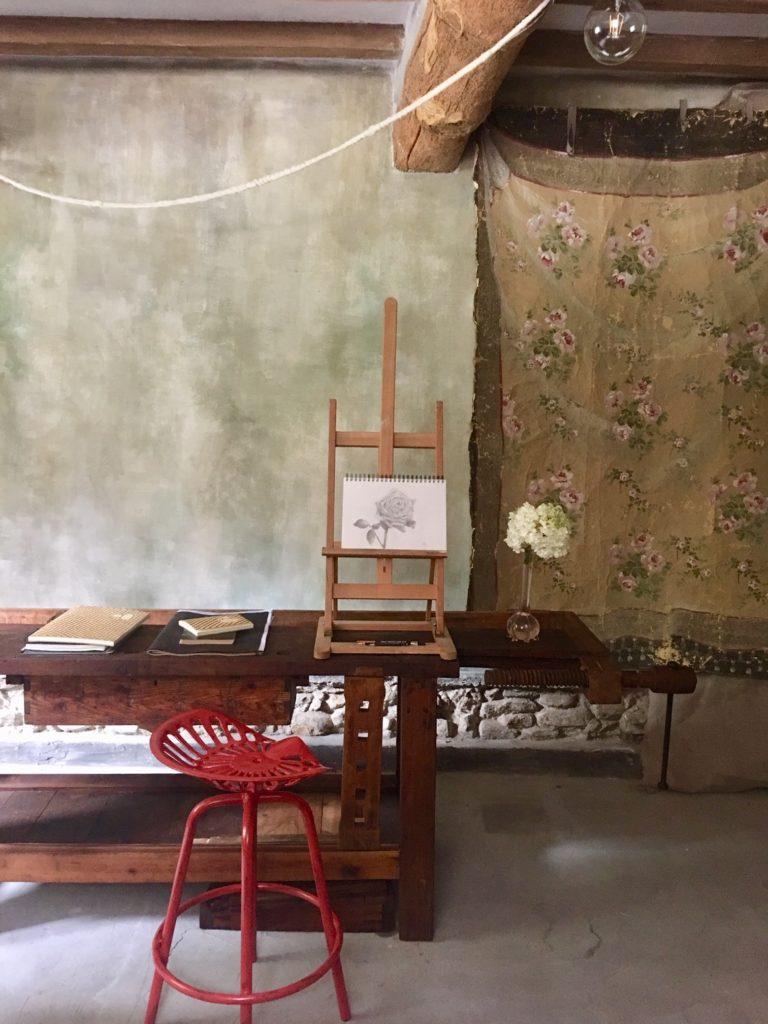 Villa cremisi barbara maldini decorazione d 39 interni e for Corsi per arredatore d interni